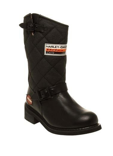 Harley Davidson Kar Botu Siyah